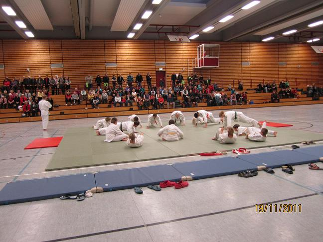 Turnschau_2011_8a_Judo1